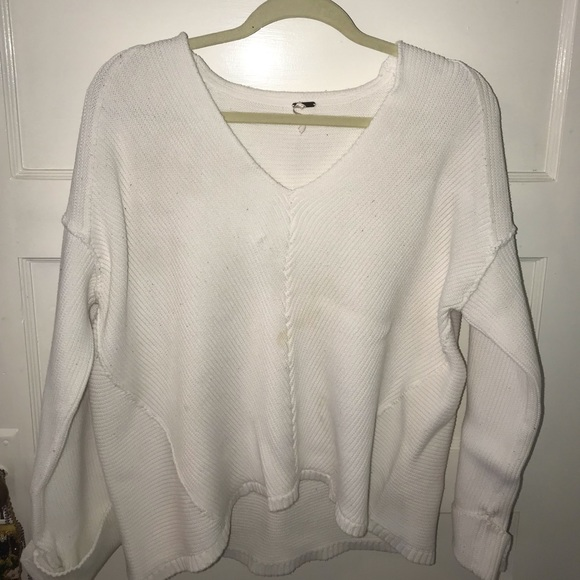 Free People Sweaters - Free people v neck sweater